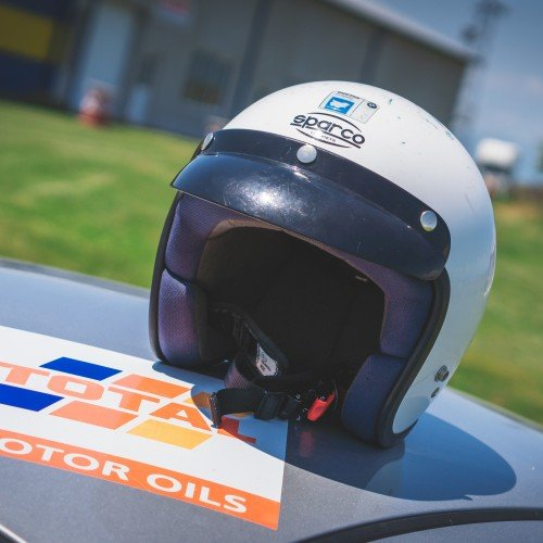 Max Adrenaline - Driving a professional car on a racing track