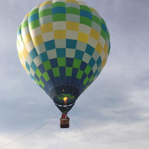 Полет с балон в София - Панорамно издигане