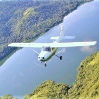 Flight with Four-Seat Airplane from Lesnovo