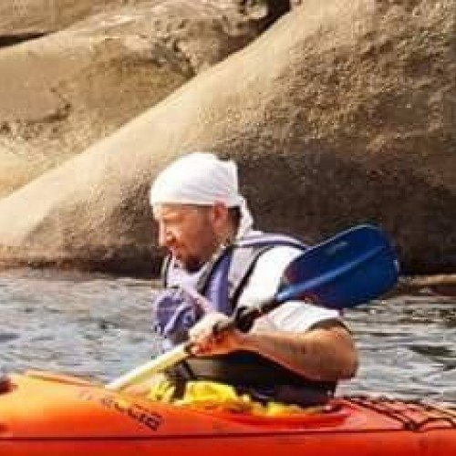 3day Kayak Adventure by choice
