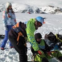 Snowkite Lesson for coples