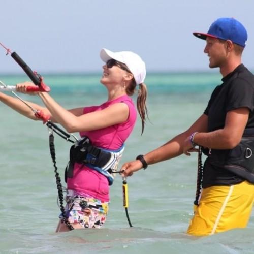 Уроци по kitesurf - индивидуално обучение