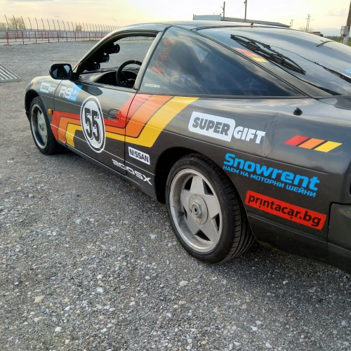 Max Adrenaline - Управление на подготвен за Time attack  и Drift автомобил