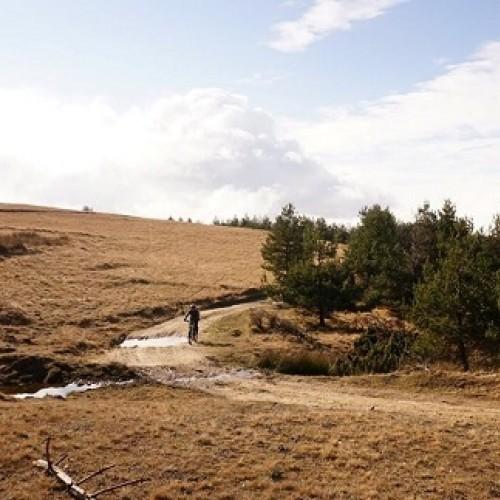Курс по планинско колоездене