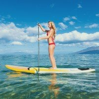 SUP приключение - Discover Paddleboarding