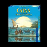 CATAN Мореплаватели разширение за 3 / 4 играчи към базисната игра