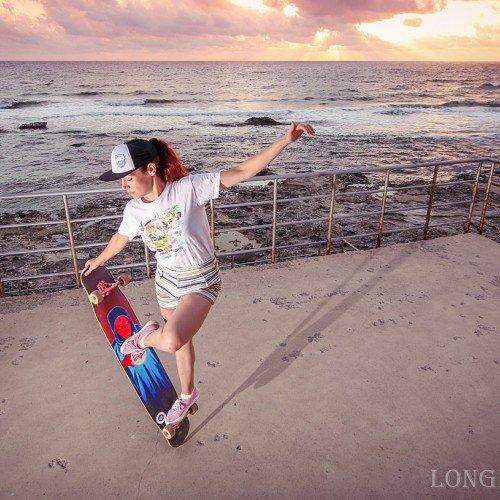 LongBoard приключение