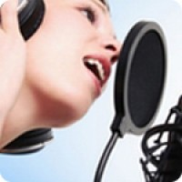 Singing or musical instrument lesson in music school BandHouse