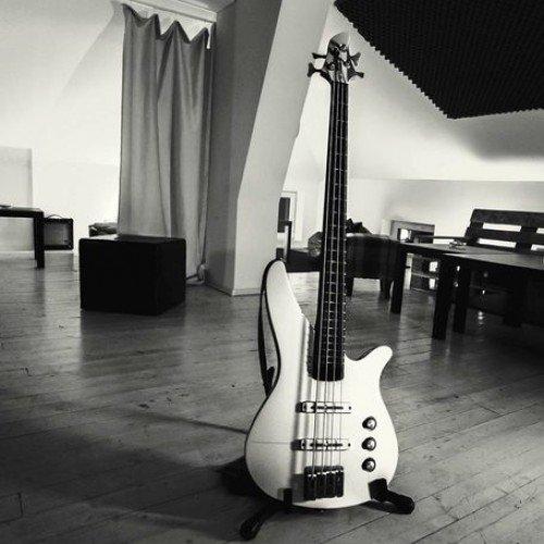 Ваучер за 4 урока по бас-китара (1 месец)