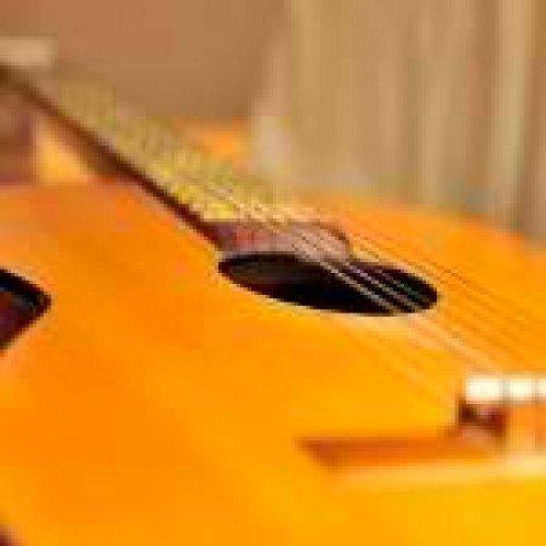 Ваучер за 4 урока по китара (1 месец)