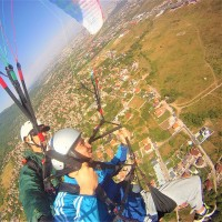 Amazing Аdrenaline Еxperience: Аcrobatic Paragliding Flight