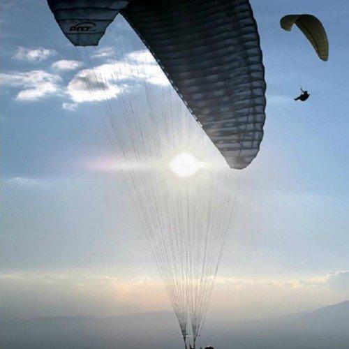Тандемен полет с парапланер за двойки с подарък HD видео