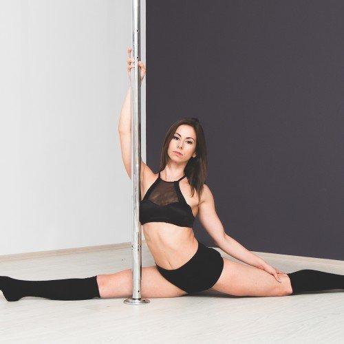 Pole Dance/танц на пилон - урок за начинаещи + дълбокотъканен възстановителен масаж