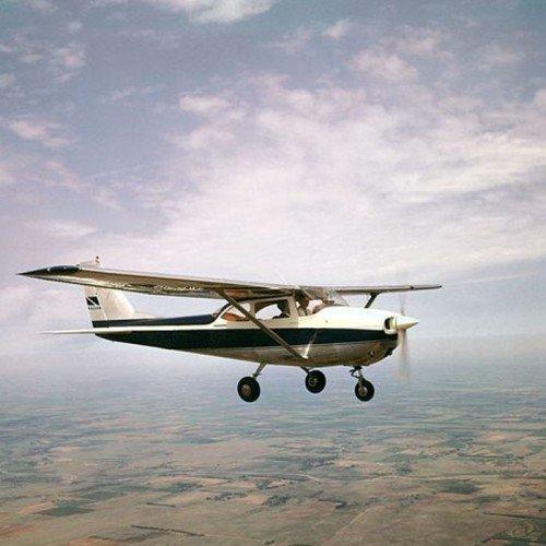 """Полет със самолет """"Чесна"""" за двама + избор на летище"""