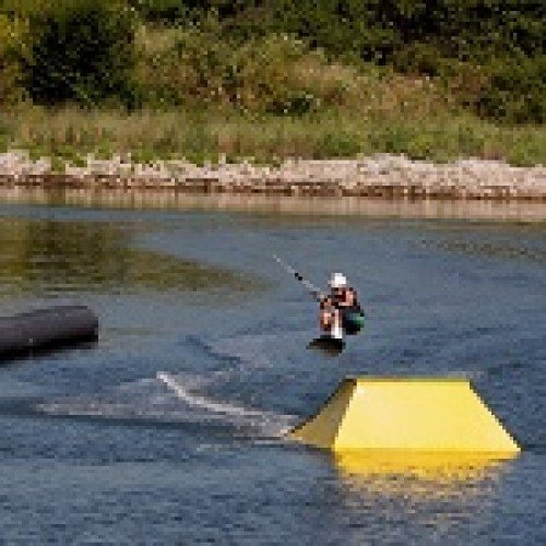 WakeBoard Lessons in Gradina - Near the Town of Chermomorets