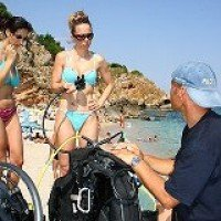 Diving for Beginners in the Area of Kaliakra Cape