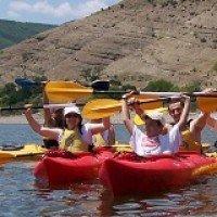 Kayak Adventure Tour in Iskar Dam Lake
