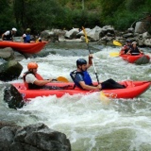 VIP Rafting with an Instructor