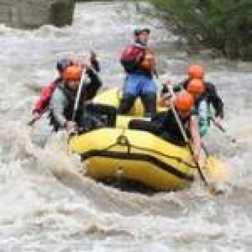 Приключения по долината на река Струма за двама