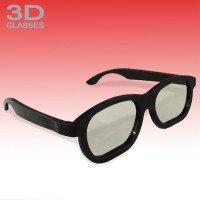 3D Polarised Glasses