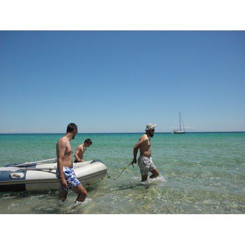 Плаване около о.Тасос за 3 дни