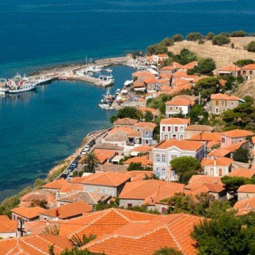 Плаване до Лесбос, Хиос, Скопелос, Лимнос