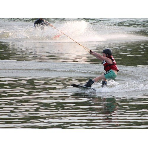 WakeBoard Lessons in Bratushkovo Water Sports Center