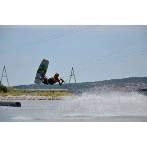 WakeBoard Lessons for Beginners at the Seaside